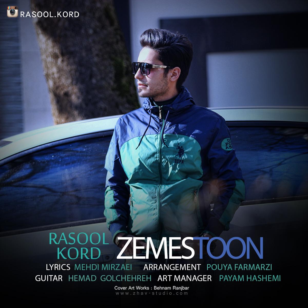 Rasool kord – Zemestoon