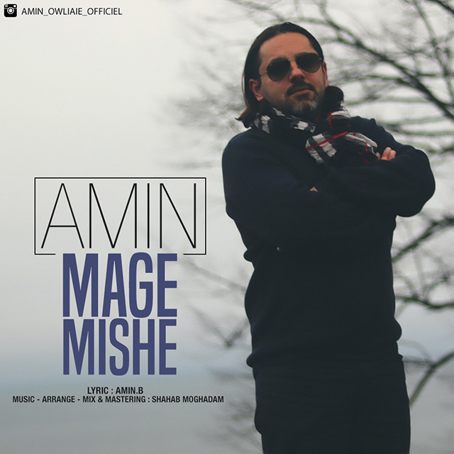 Amin (From TM Bax) – Mage Mishe