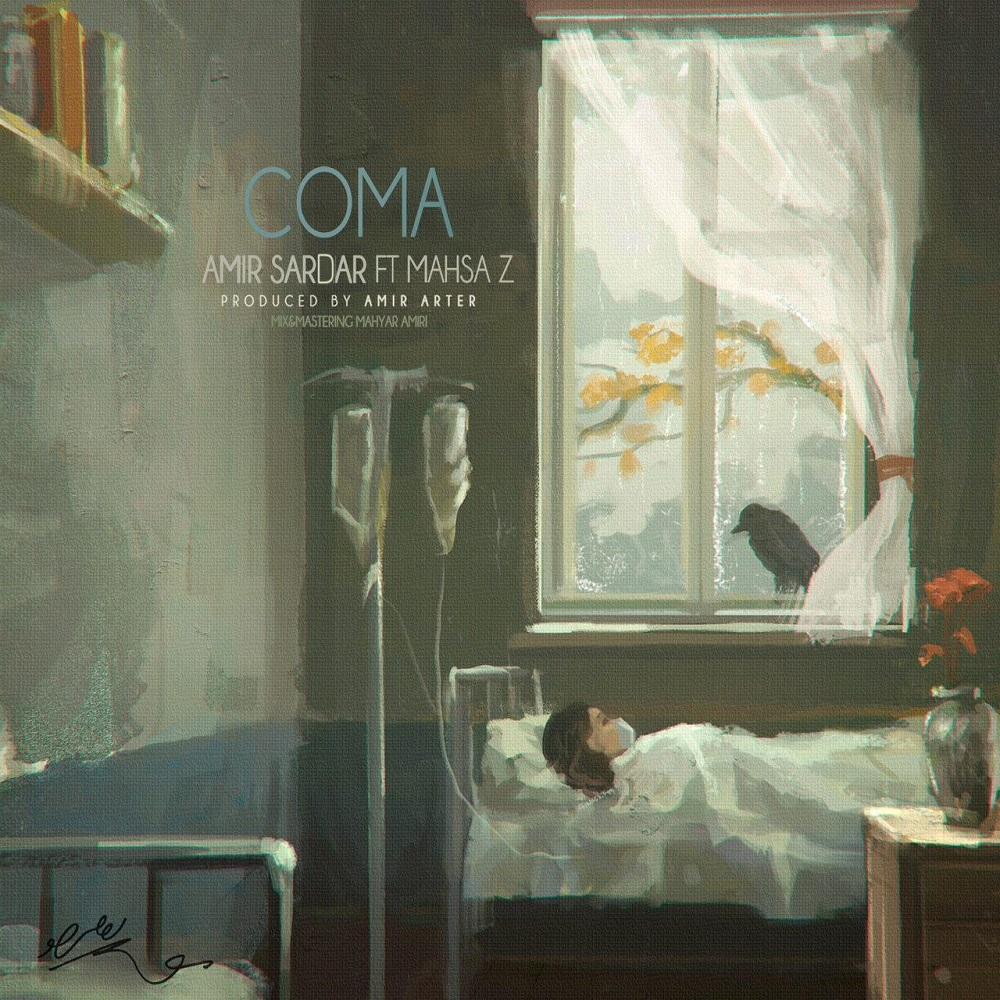 Amir Sardar – Coma