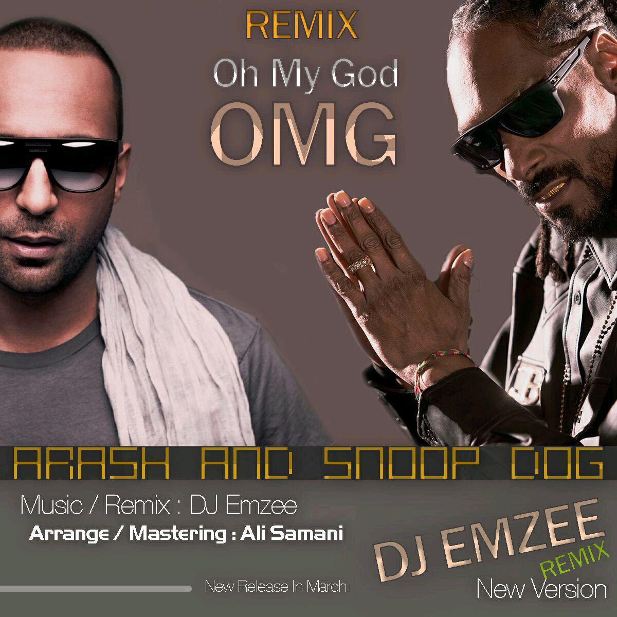 Arash Ft. Snoop Dog – OMG – (DJ Emzee Remix)
