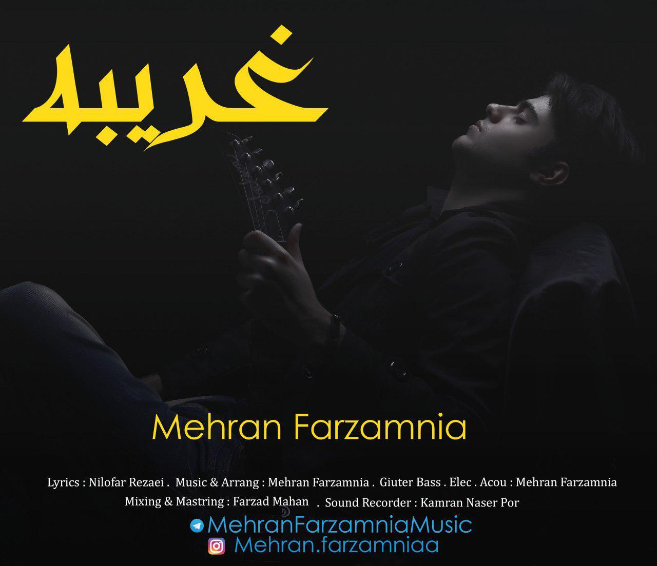 Mehran Farzamnia – Gharibeh