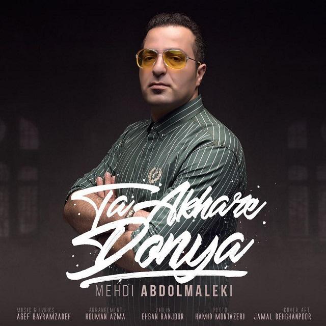 Mehdi Abdolmaleki – Ta Akhare Donya