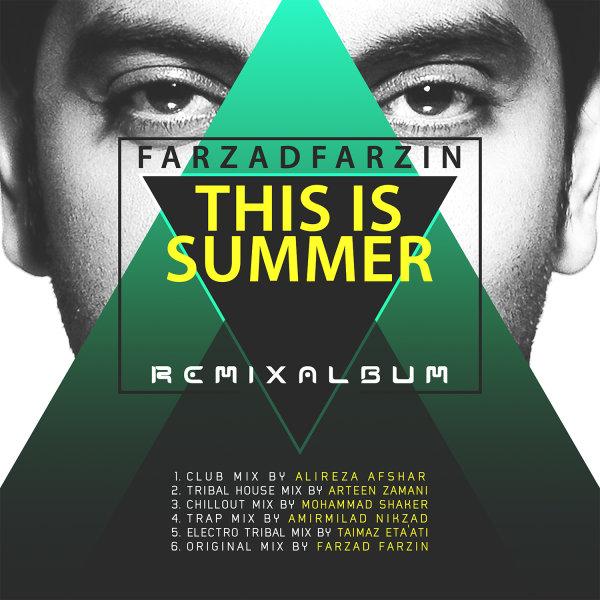 Farzad Farzin – Tabestooneh (Remix)