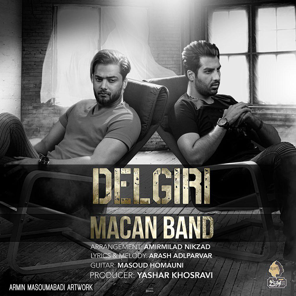 Macan Band - Delgiri