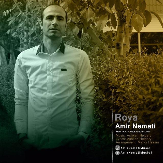 Amir Nemati – Roya