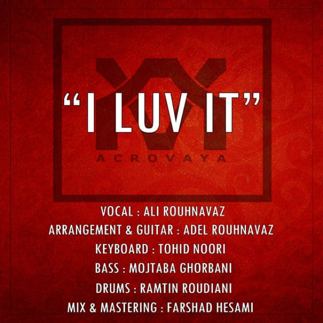 Acrovaya – I Luv It (Psy Metal Cover) Video