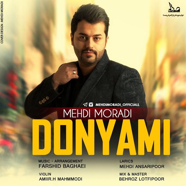 Mehdi Moradi – Donyami