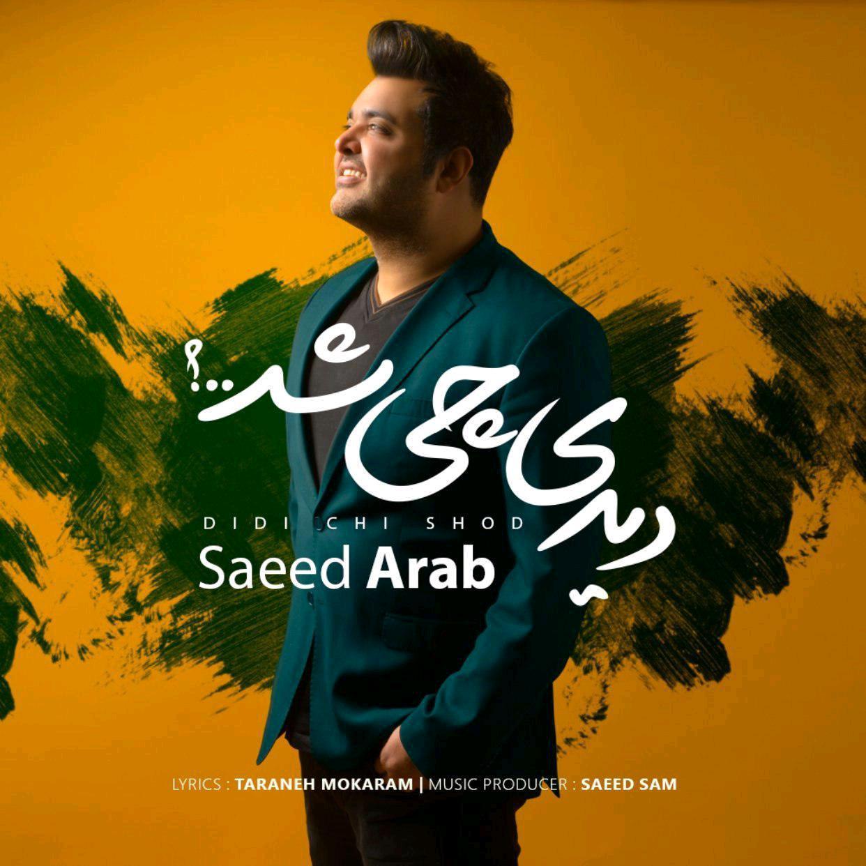 Saeed Arab – Didi Chi Shod