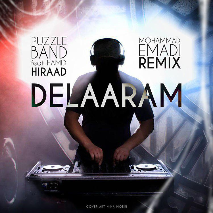 Puzzle Band – Delaaram (Ft Hamid Hiraad)