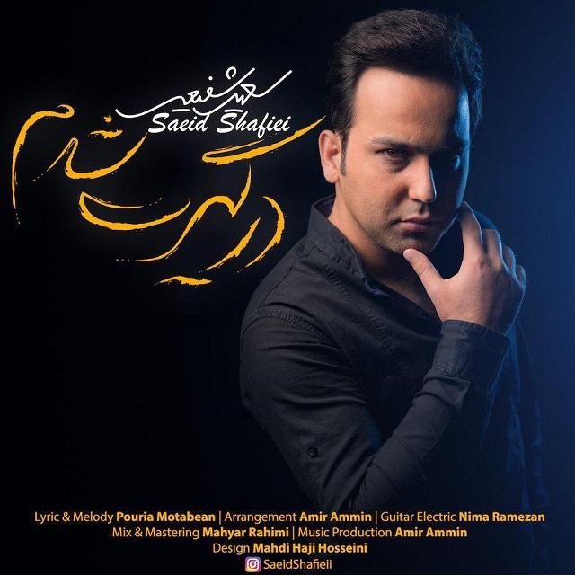 Saeid Shafiei – Dargiret Shodam