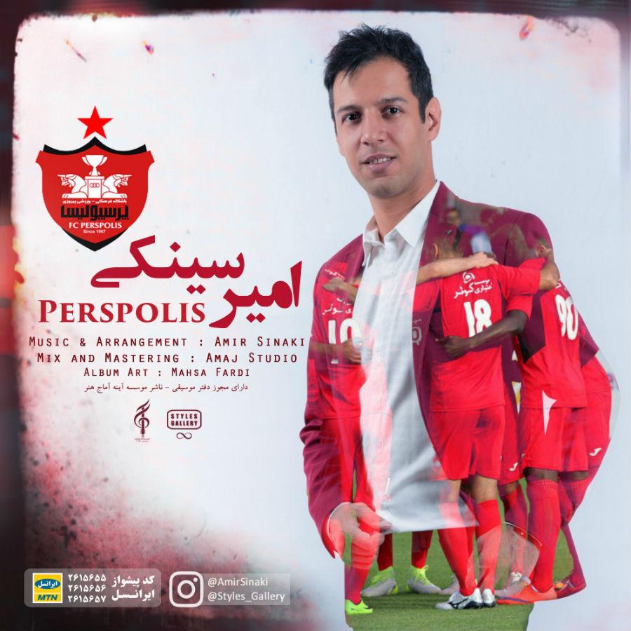 Amir Sinaki – Perspolis