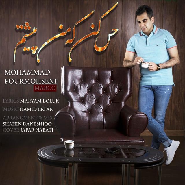 Mohammad Pourmohseni – Hess Kon Ke Man Pishetam