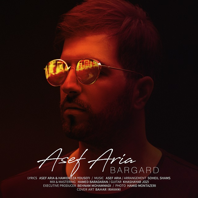 Asef Aria - Bargard
