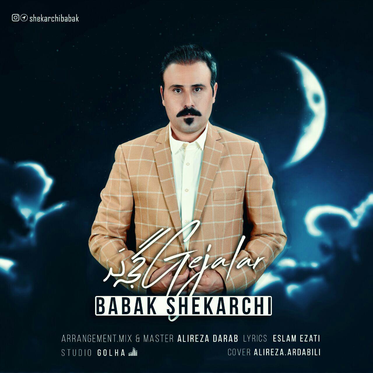 Babak Shekarchi – Gejalar