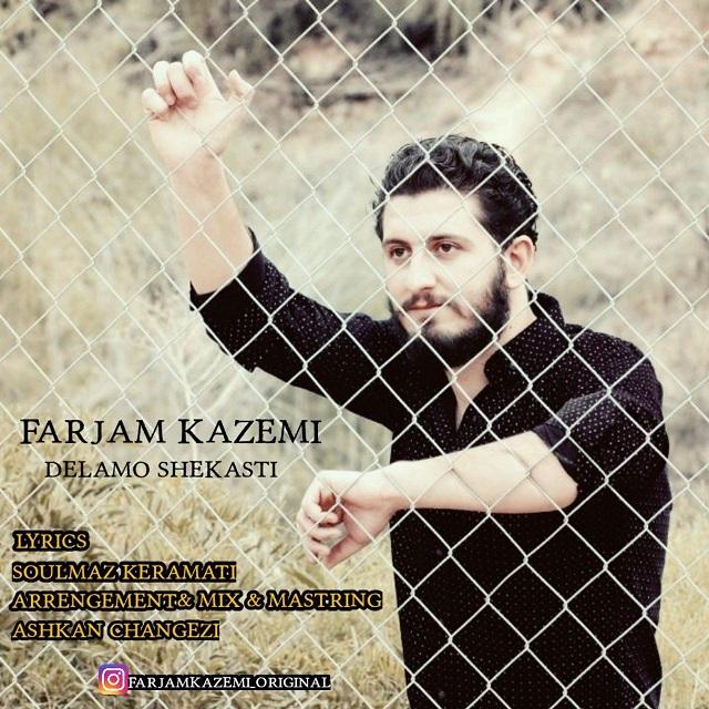 Farjam Kazemi – Delamo Shekasti