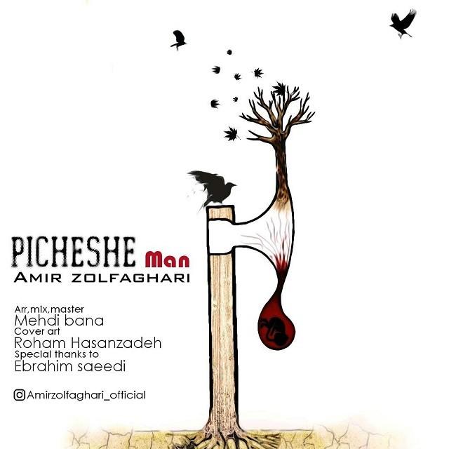 Amir Zolfaghari – Picheshe Man