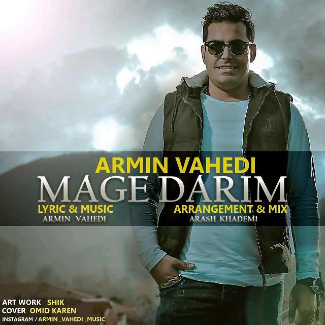 Armin Vahedi – Mage Darim