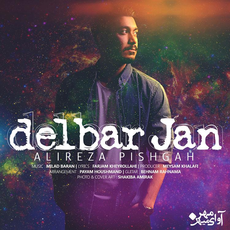 Alireza Pishgah – Delbar Jaan