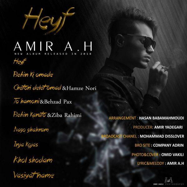 Amir A.H – Heyf
