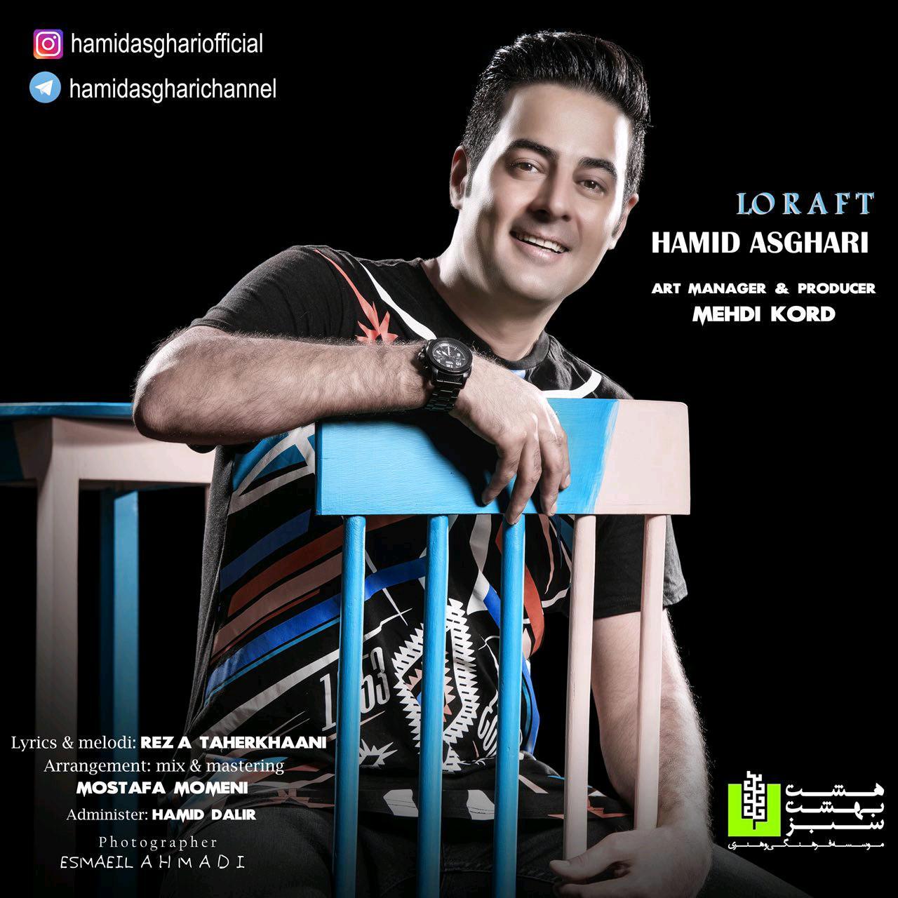 Hamud Asghari – Lo Raft