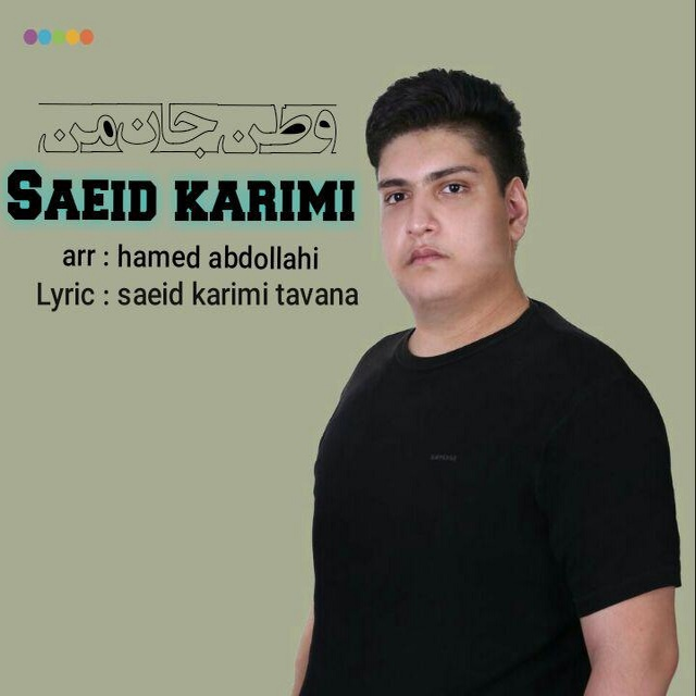 Saeid Karimi Tavana – Vatan Jane Man