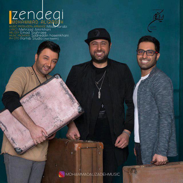 Mohammad Alizadeh – Zendegi