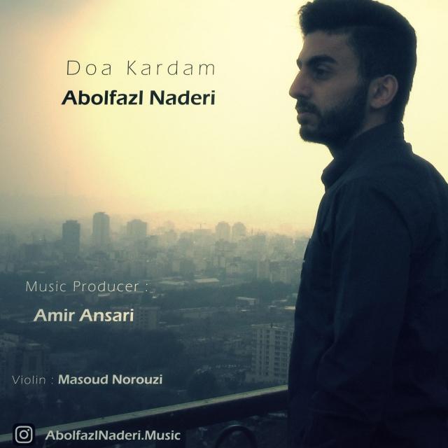 Abolfazl Naderi – Doa Kardam