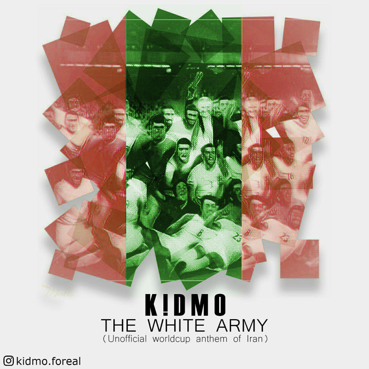 Kidmo – Arteshe Sefid