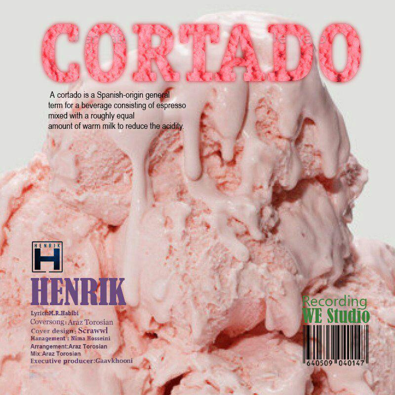Henrik – Cortado