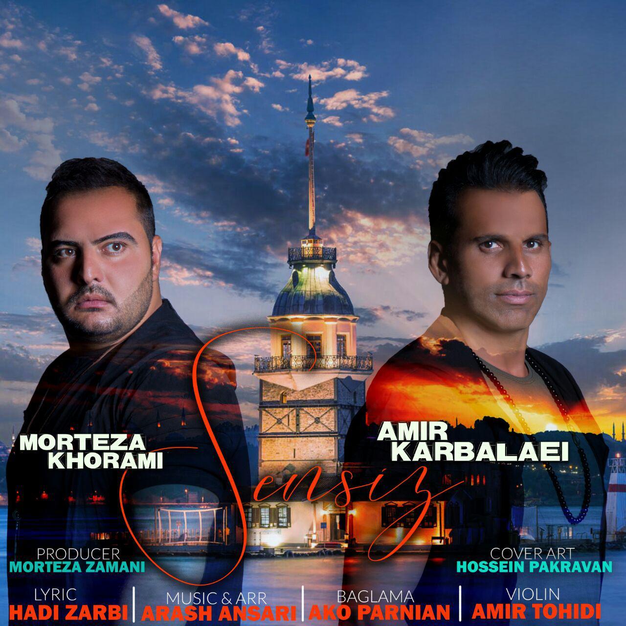 Morteza Khorami & Amir Karbalaei – Sen Siz