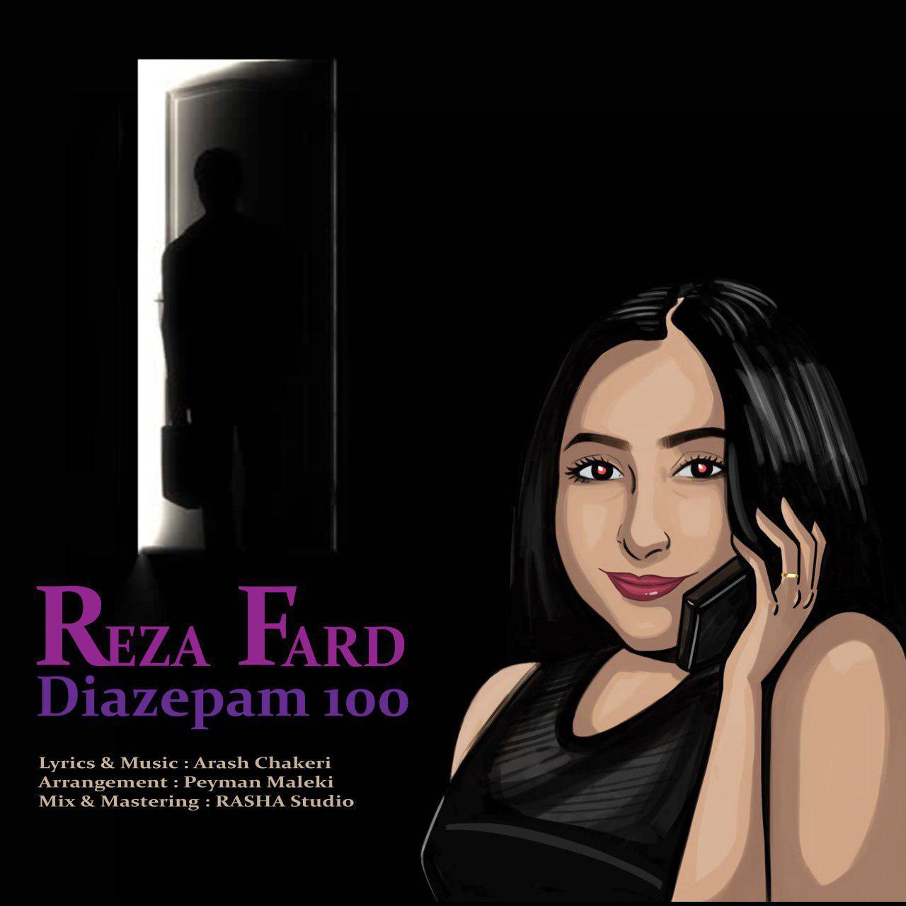 Reza Fard – Diazepam 100