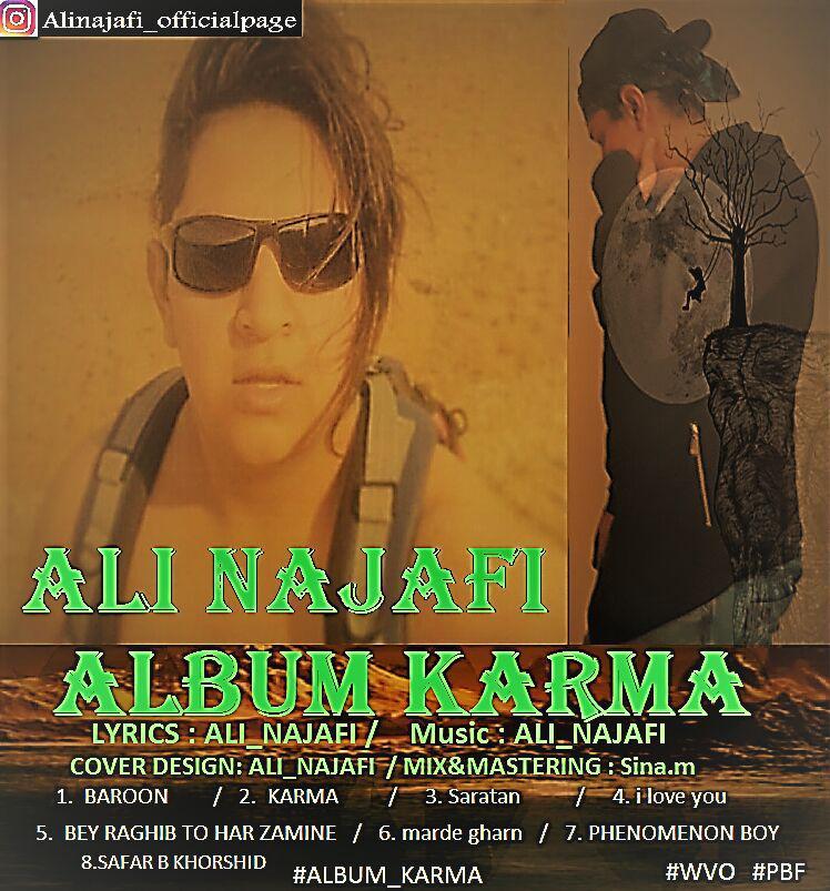 Ali Najafi – Karma