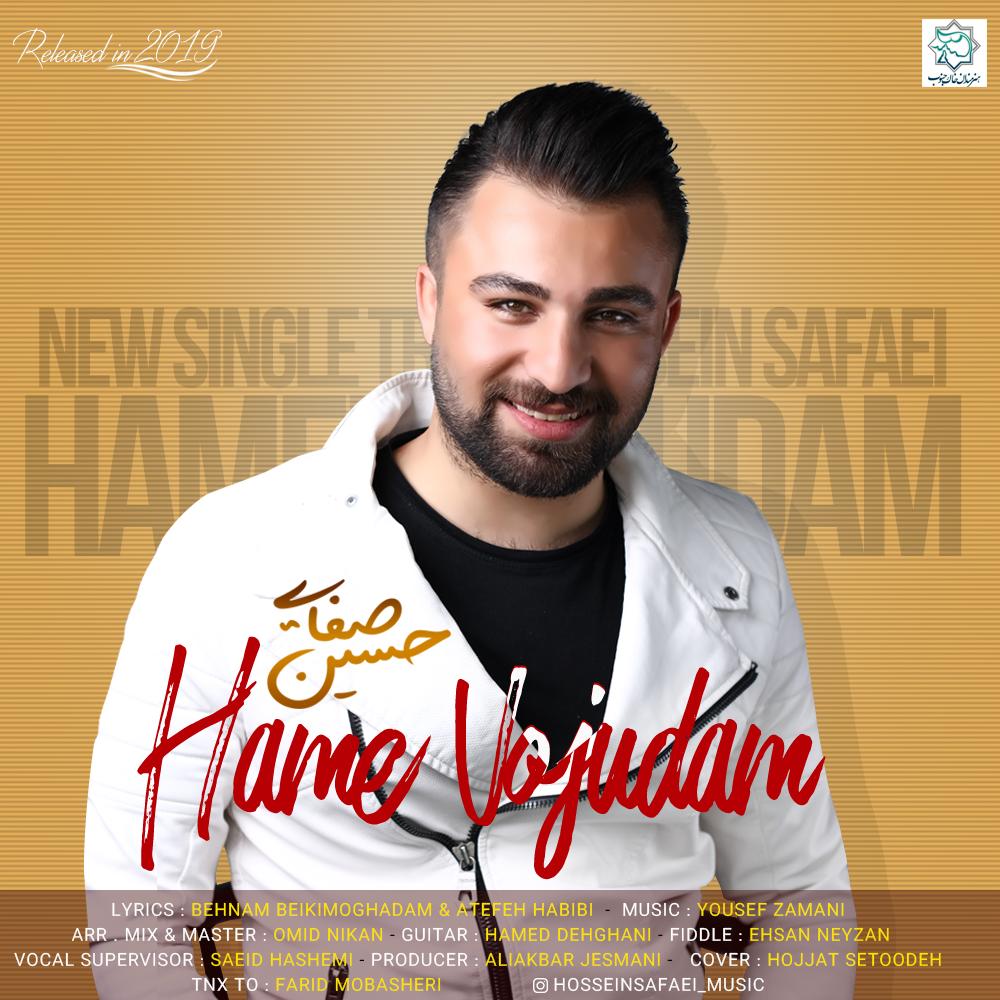 Hossein Safaei – Hame vojodam