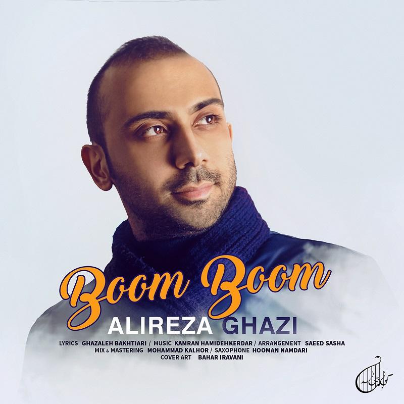 Alireza Ghazi – Boom Boom