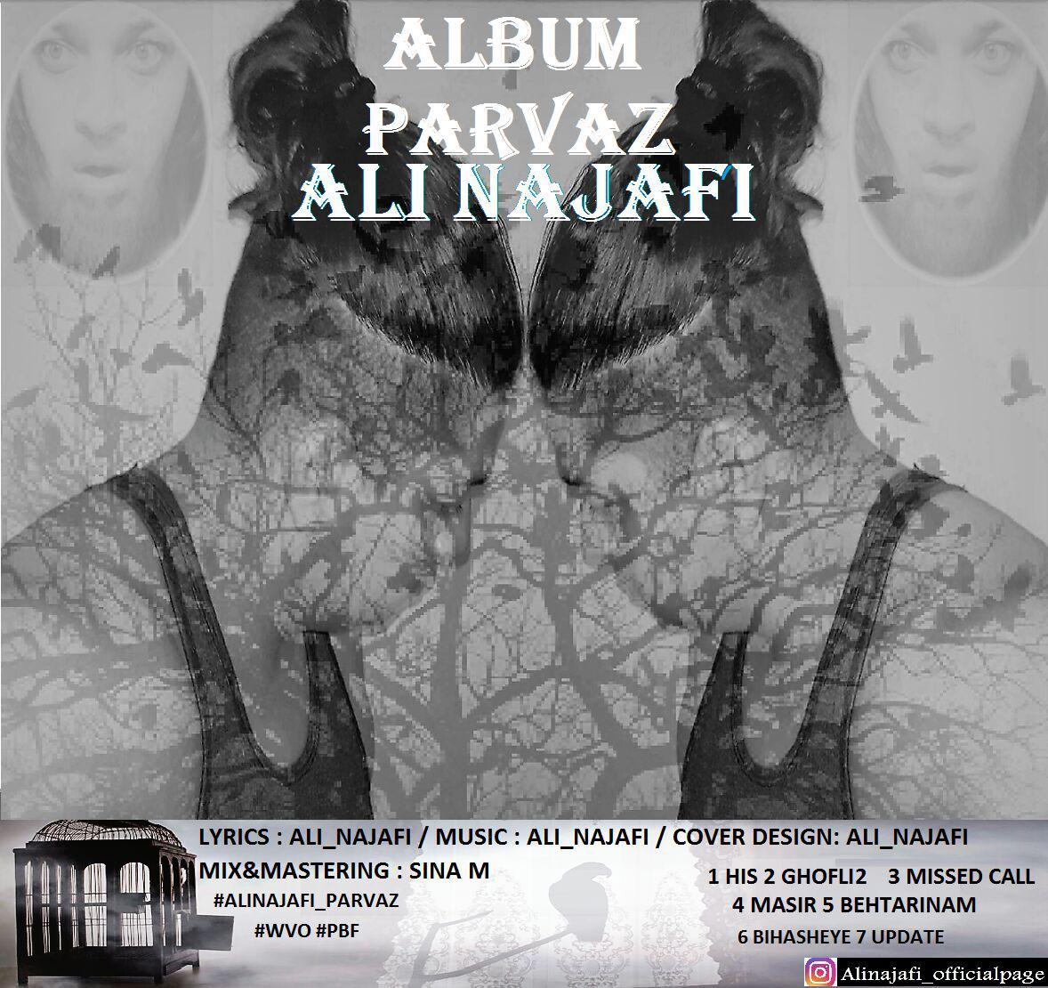 Ali Najafi – Parvaz