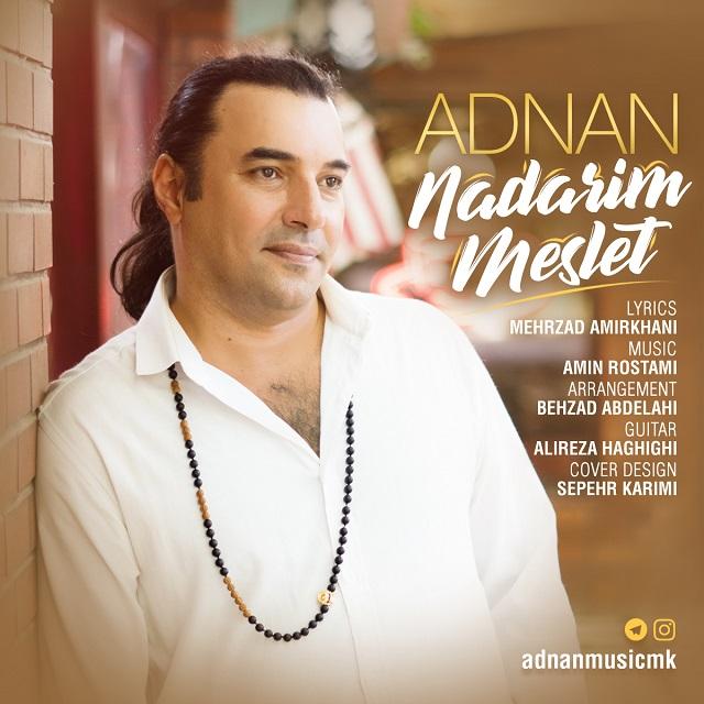 Adnan – Nadarim Meslet