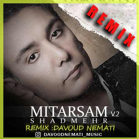 Shadmehr Aghili – Mitarsam (Davood Nemati Remix)