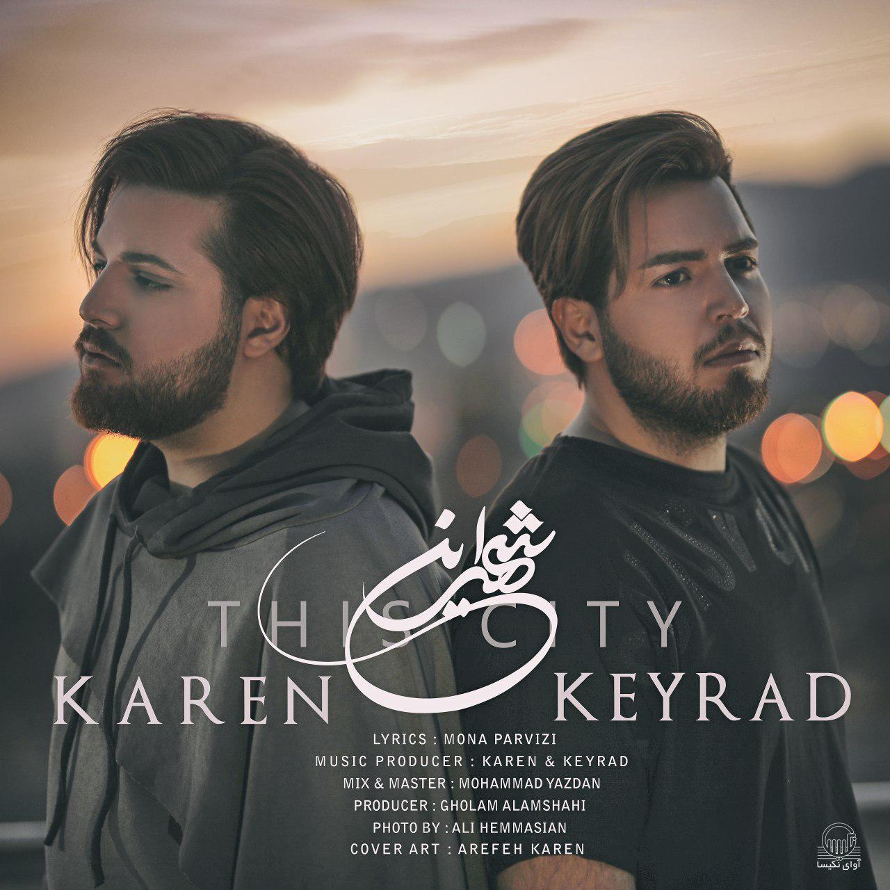 Karen – In Shahr (Ft Keyrad)