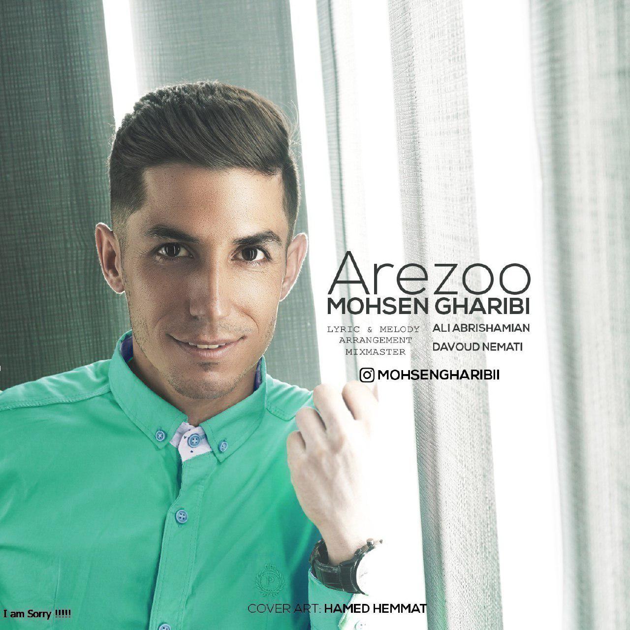 Mohsen Gharibi – Arezoo