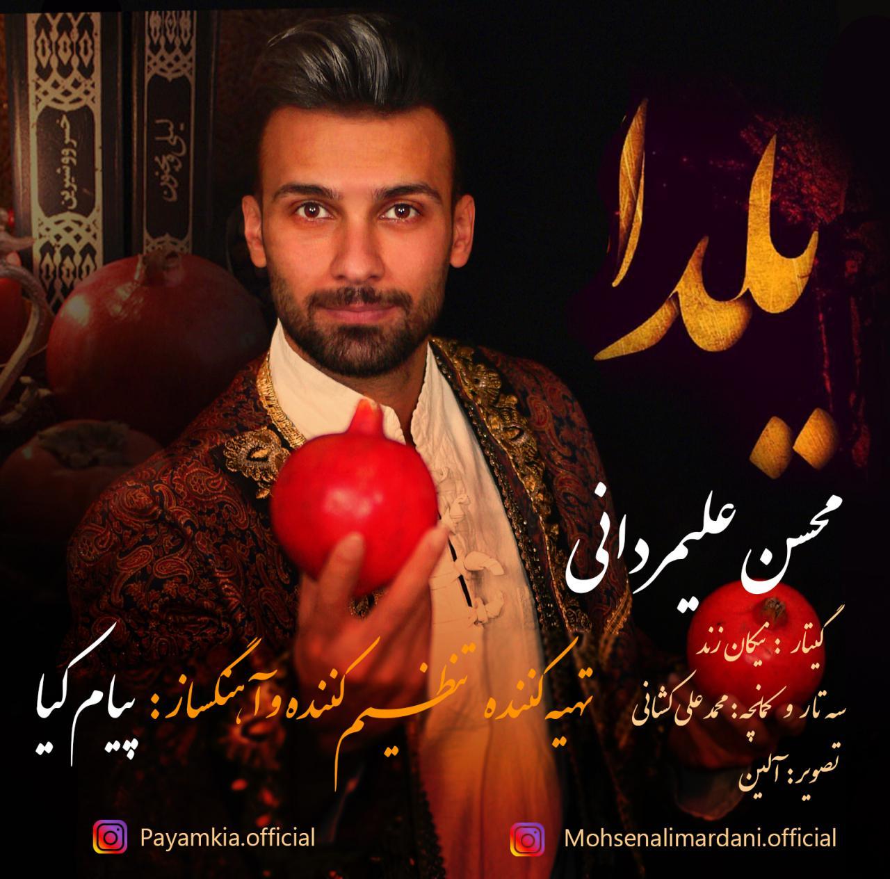 Mohsen Alimardani – Yalda