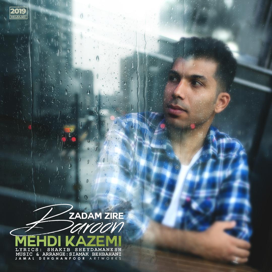 Mehdi Kazemi – Zadam Zire Baroon