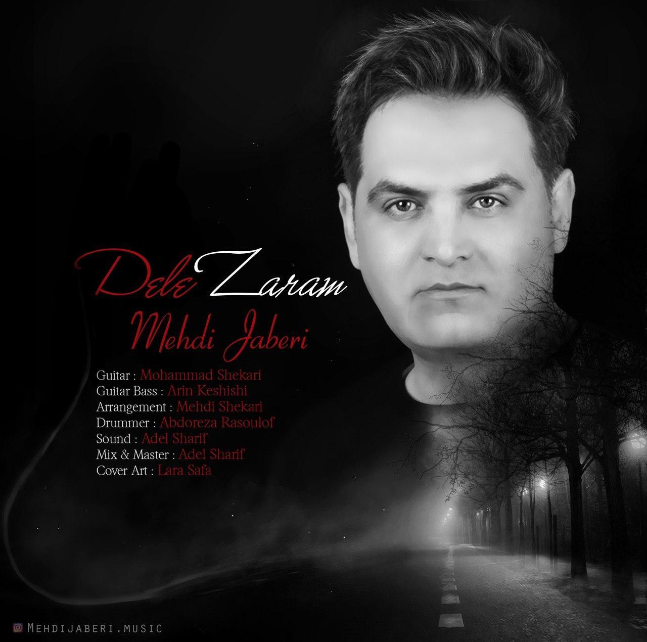 Mehdi Jaberi – Dele Zaram