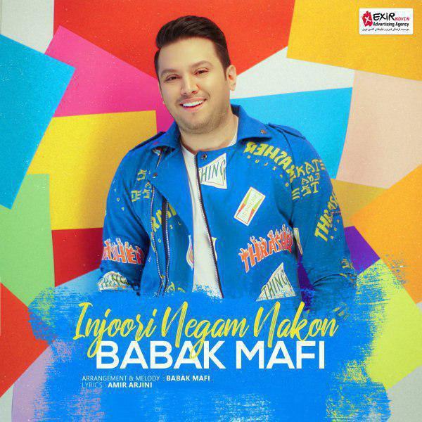 Babak Mafi – Injoori Negam Nakon
