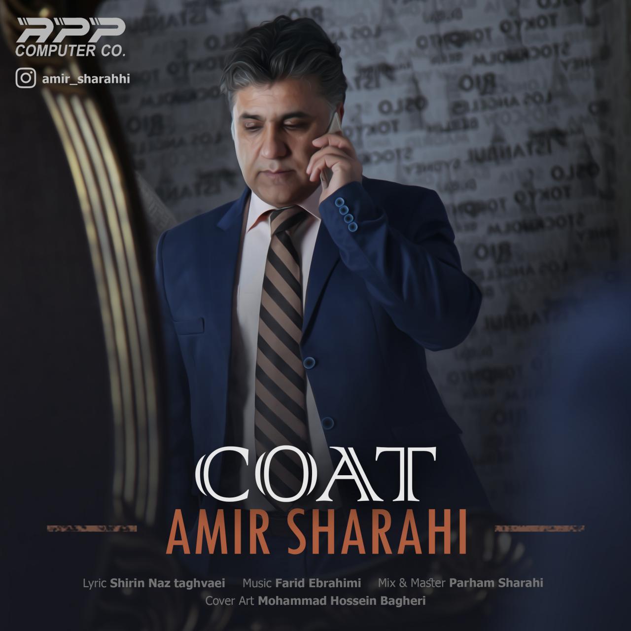 Amir Sharahi – Coat