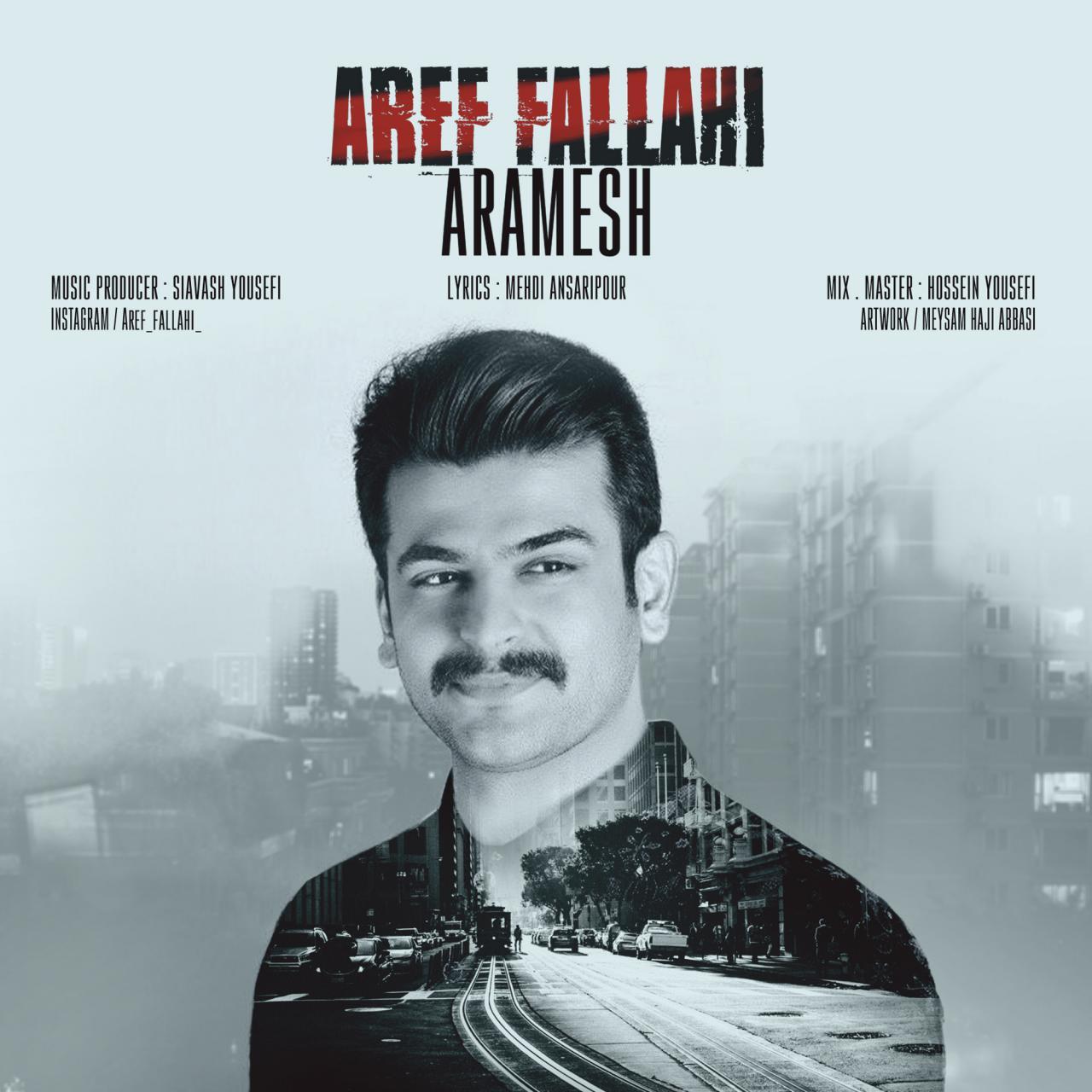 Aref Fallahi – Arames