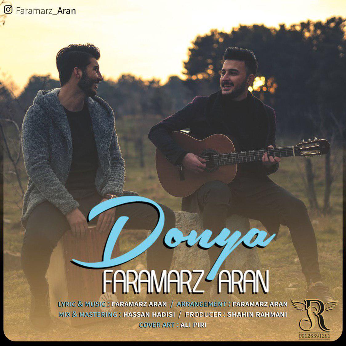 Faramarz Aran – Donya