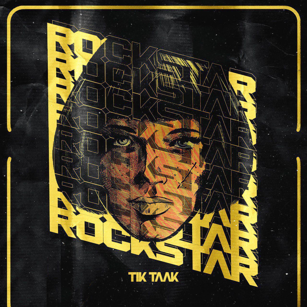 Tik Taak – Rockstar