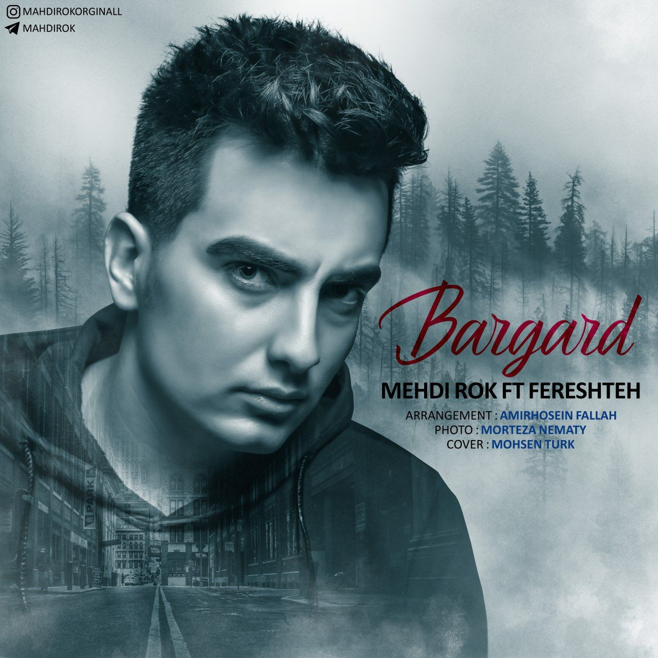 Mehdi Rok – Bargard (Ft. Fereshteh)