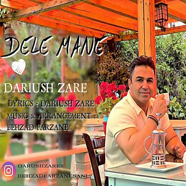 Dariush Zare – Dele Mane