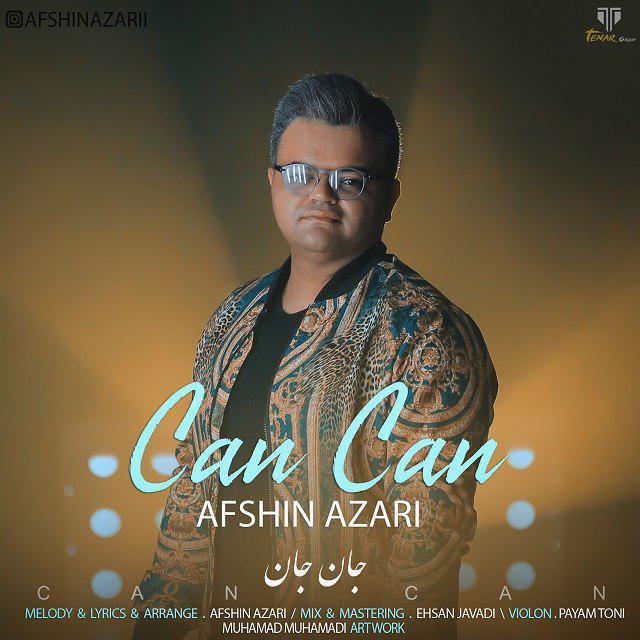 Afshin Azari – Can Can